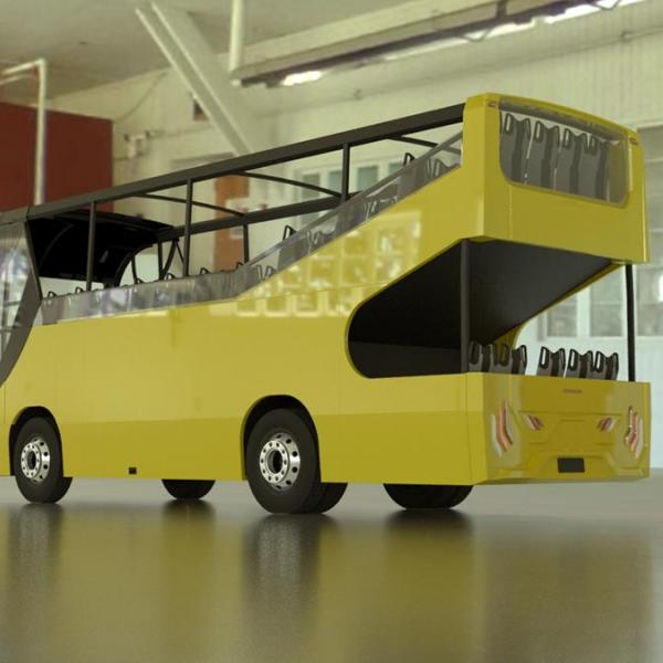 Available in multiple versions, for number of passengers, size, disabled access possibilities.
