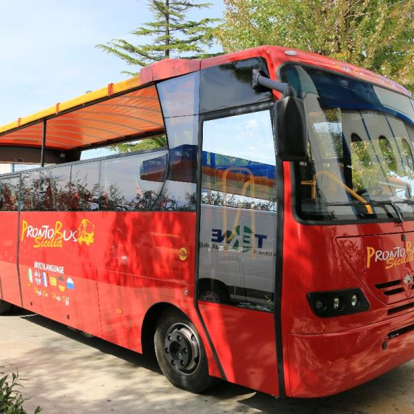 Ready to go - Touristic OPEN BUS